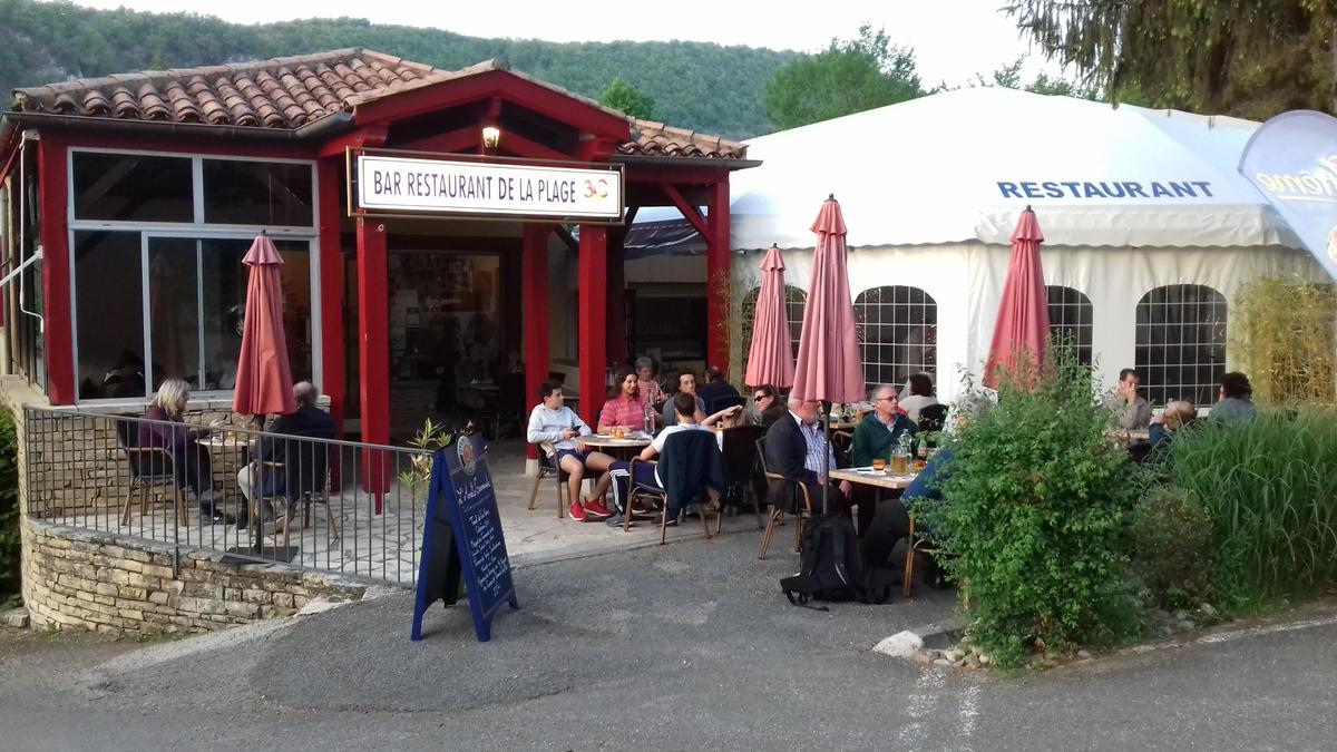 Camping De LA PLAGE à St Cirq Lapopie - Photo 23
