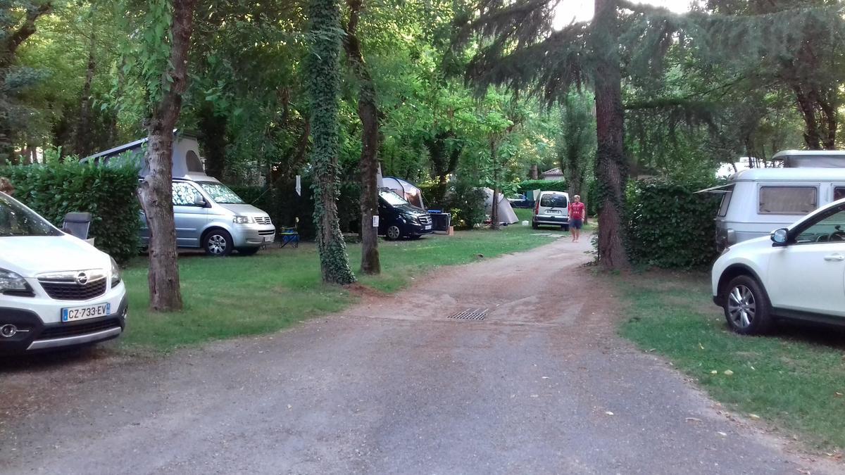 Camping De LA PLAGE à St Cirq Lapopie - Photo 27