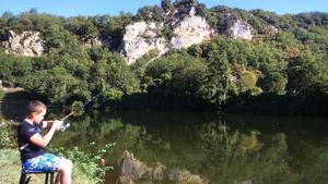 Camping De LA PLAGE à St Cirq Lapopie - Photo 28