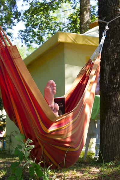 Camping les Monts d'Albi - Photo 3