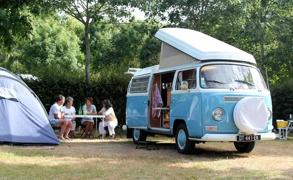 Camping La Ferme de Lann Hoedic - Photo 1