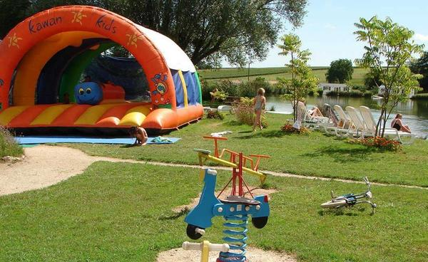 CAMPING MOULIN DE COLLONGE - Photo 2