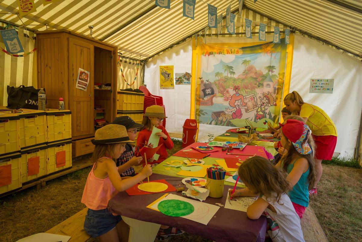 Sites et Paysages Camping de l'Etang - Photo 657