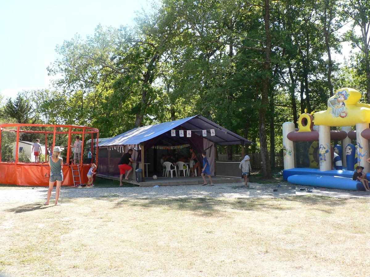 Camping Le Tastesoule - Photo 36