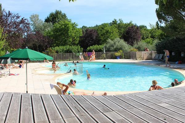 Camping Forcalquier Les Routes de Provence - Photo 1