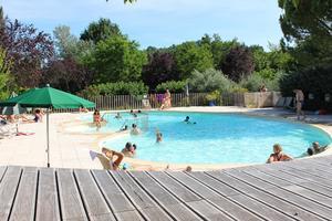 Camping Forcalquier Les Routes de Provence - Photo 1