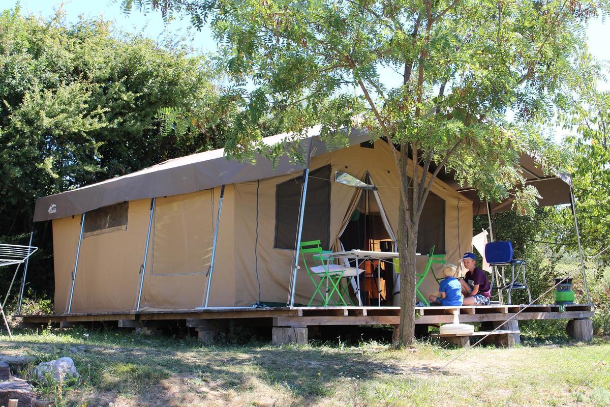 Camping Forcalquier Les Routes de Provence - Photo 5
