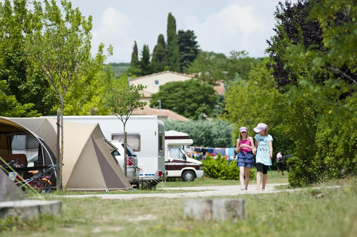 Camping Forcalquier Les Routes de Provence - Photo 6