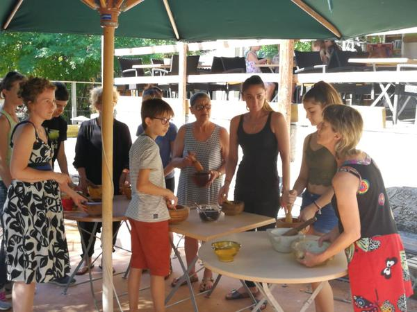 Camping Forcalquier Les Routes de Provence - Photo 9