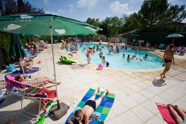 Camping Forcalquier Les Routes de Provence - Photo 10