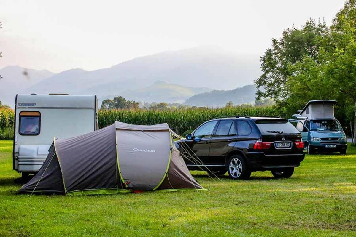 Camping Uhaitza Le Saison - Photo 7