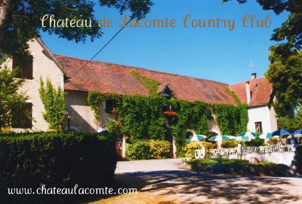 Château de Lacomté - Photo 107