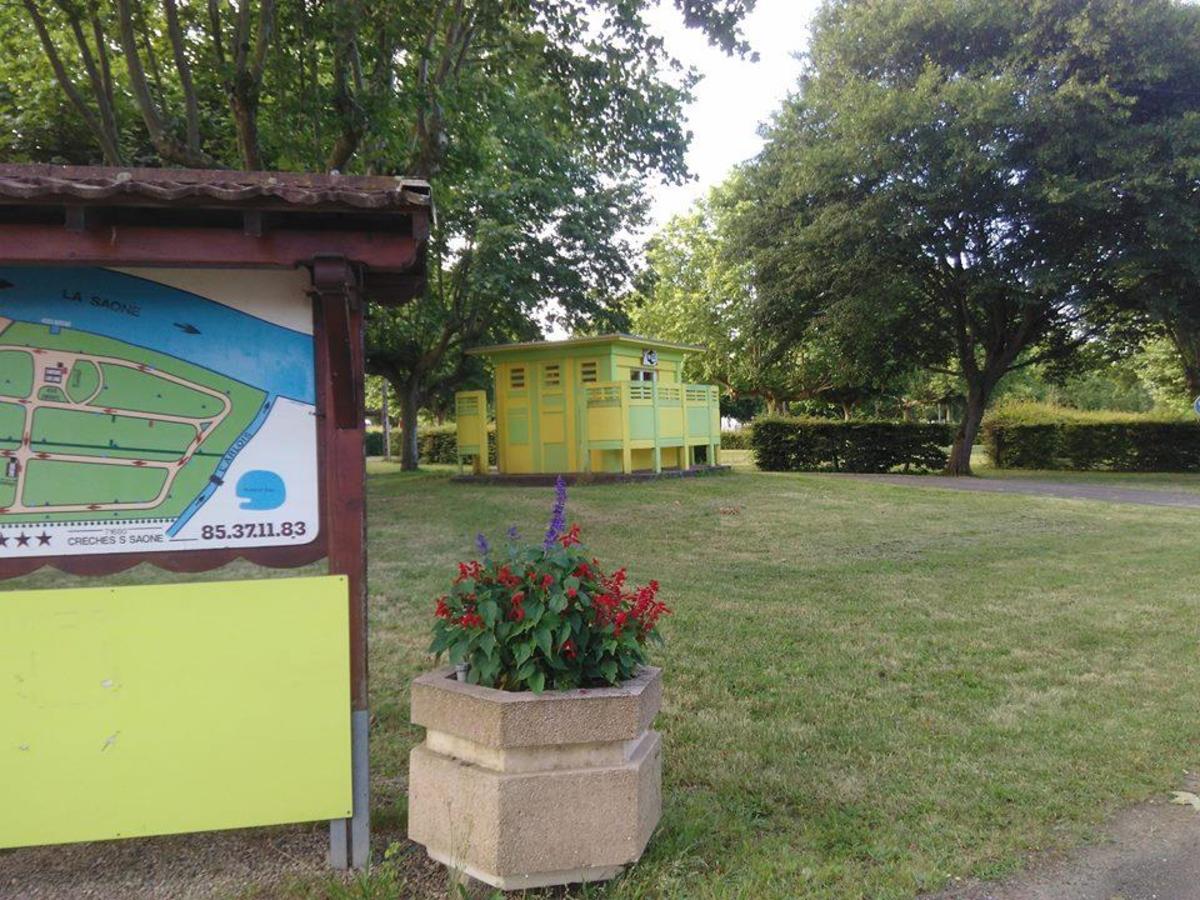 Camping La Clé de Saône - Photo 4