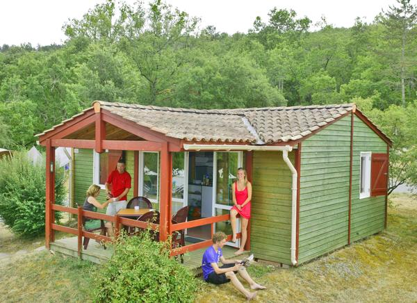 Camping La Peyrugue - Photo 2