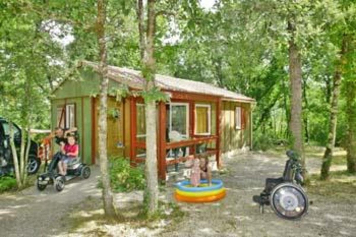 Camping La Peyrugue - Photo 36