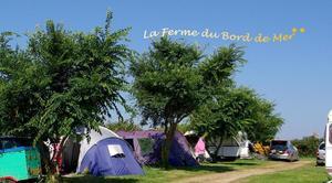 Camping La Ferme du Bord de Mer - Photo 4