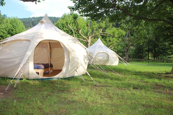 Camping Le Moulin du Luech - Photo 1