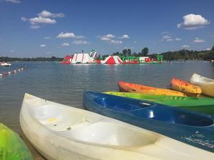 Camping du Lac de Saint Cyr - Photo 20