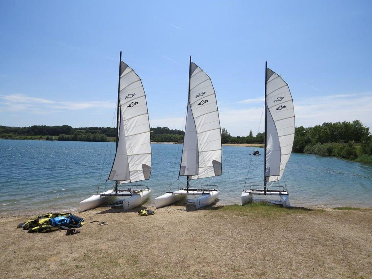 Camping du Lac de Saint Cyr - Photo 22