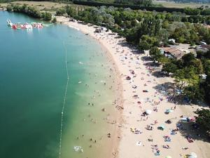 Camping du Lac de Saint Cyr - Photo 49
