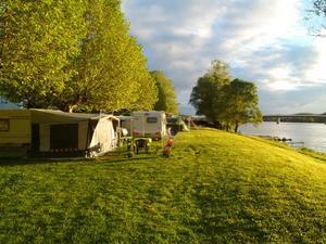 Camping La Clé de Saône - Photo 1
