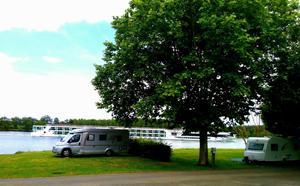 Camping La Clé de Saône - Photo 2