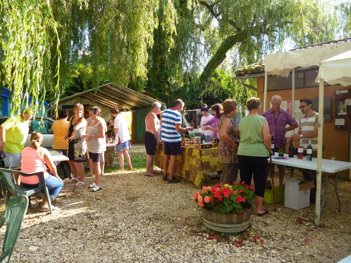 Camping Le Mouliat - Photo 16