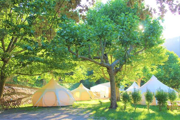 Camping Le Moulin du Luech - Photo 3