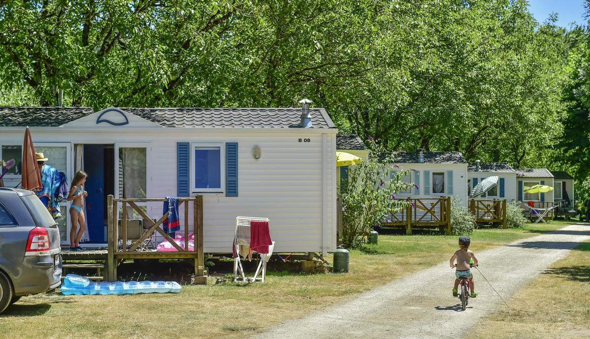 Camping LA RIVIERE - Photo 30