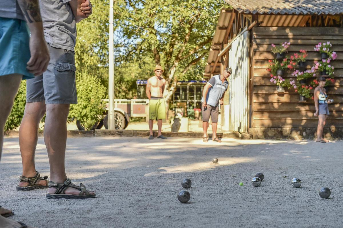 Camping LA RIVIERE - Photo 41