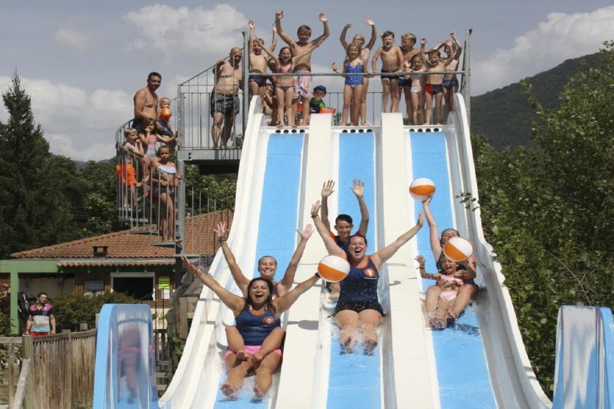Camping L'Hirondelle - Photo 409