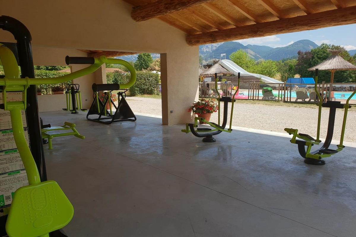 Camping L'Hirondelle - Photo 902