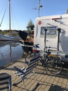 Camperplaats Leeuwarden - Photo 2