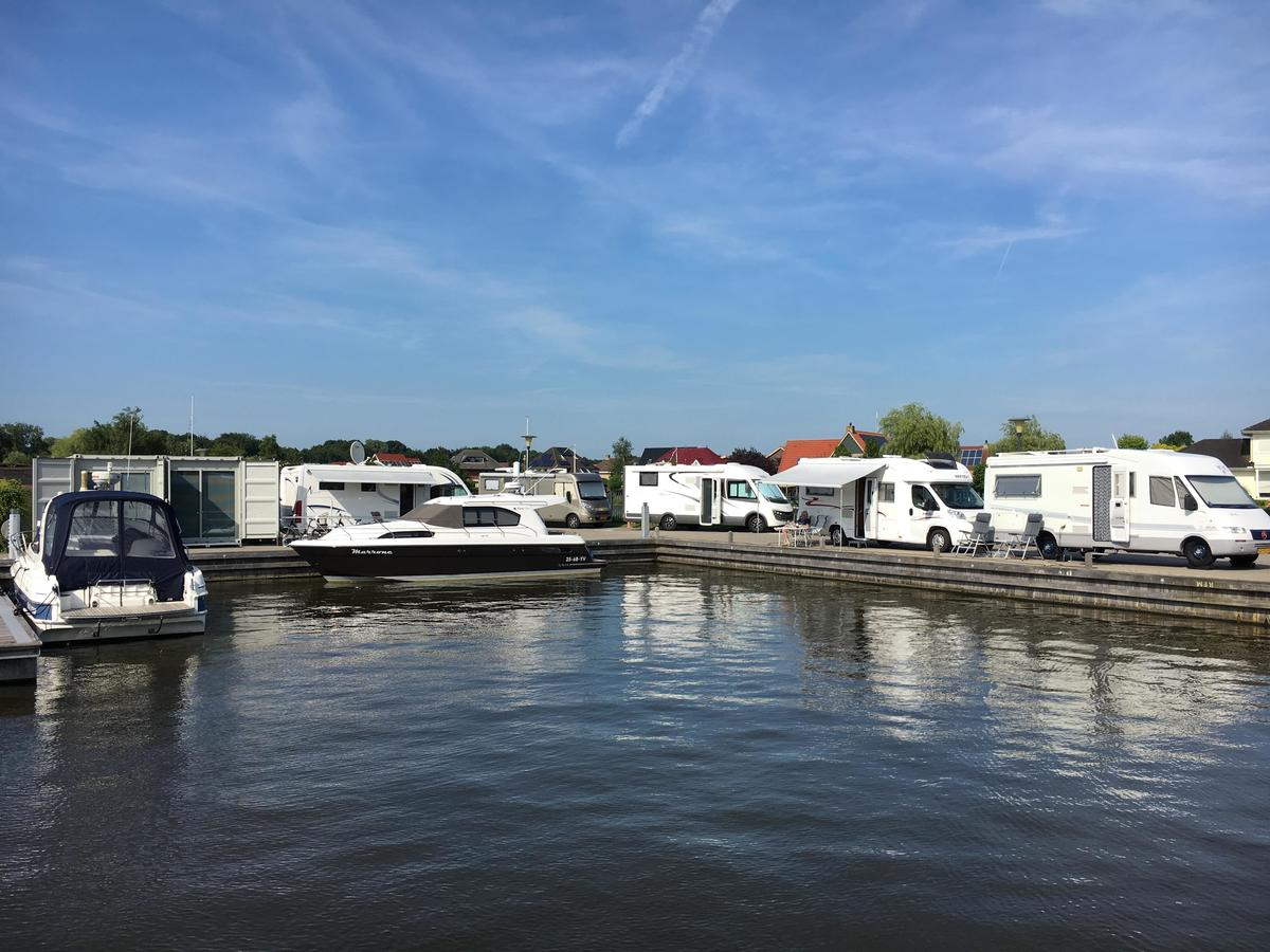 Camperplaats Leeuwarden - Photo 30