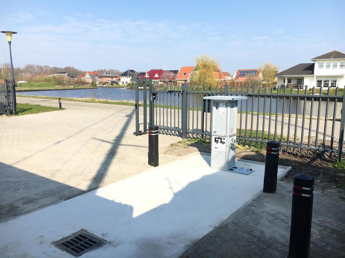 Camperplaats Leeuwarden - Photo 32