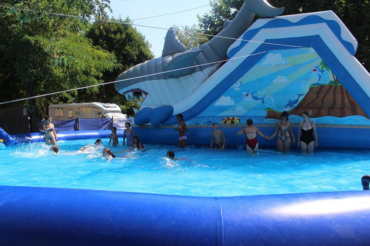 Camping Paradis Family des Issoux - Photo 15
