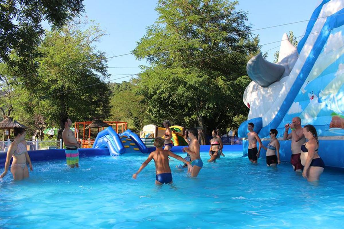 Camping Paradis Family des Issoux - Photo 22