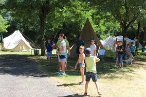 Camping Paradis Family des Issoux - Photo 36