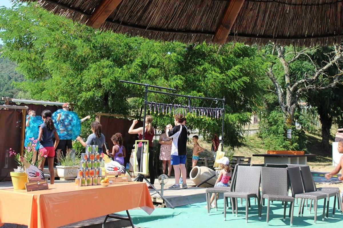 Camping Paradis Family des Issoux - Photo 37