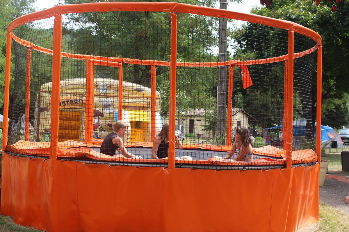 Camping Paradis Family des Issoux - Photo 29