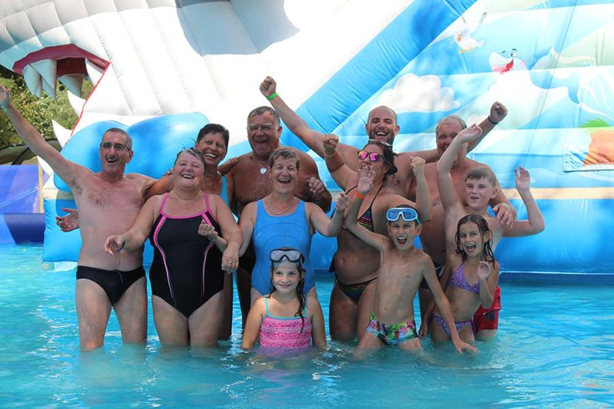 Camping Paradis Family des Issoux - Photo 46