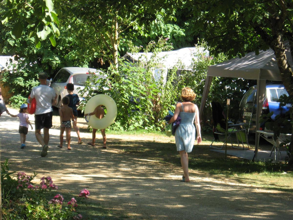 Camping à la ferme les Pierres Chaudes - Photo 3