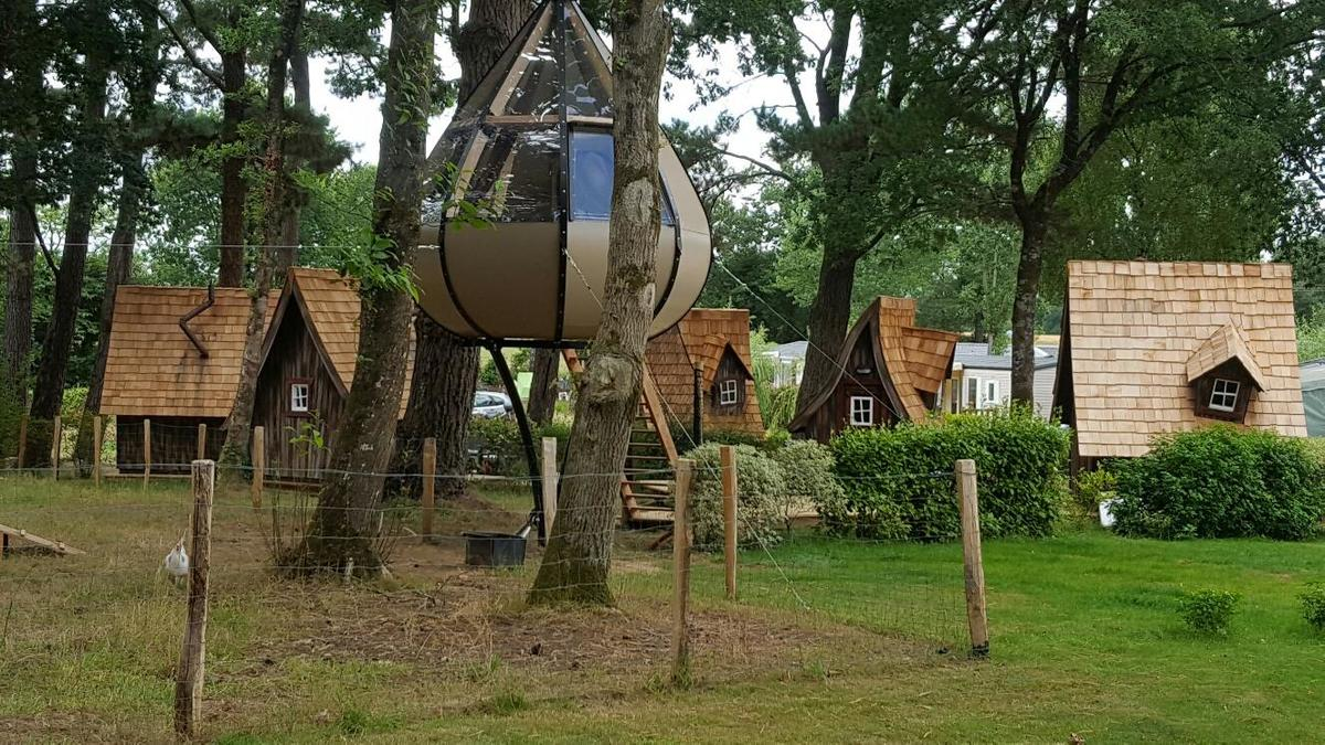 Camping Entre Terre et Mer - Photo 3