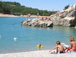Camping Rives du Lac de Sainte Croix - Photo 3