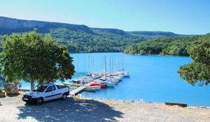 Camping Rives du Lac de Sainte Croix - Photo 19