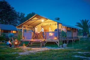 LA BOHEME Camping Hôtel - Photo 2