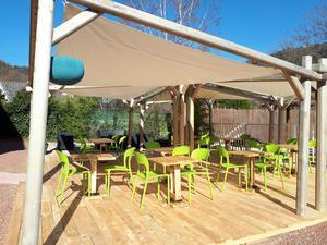 LA BOHEME Camping Hôtel - Photo 11