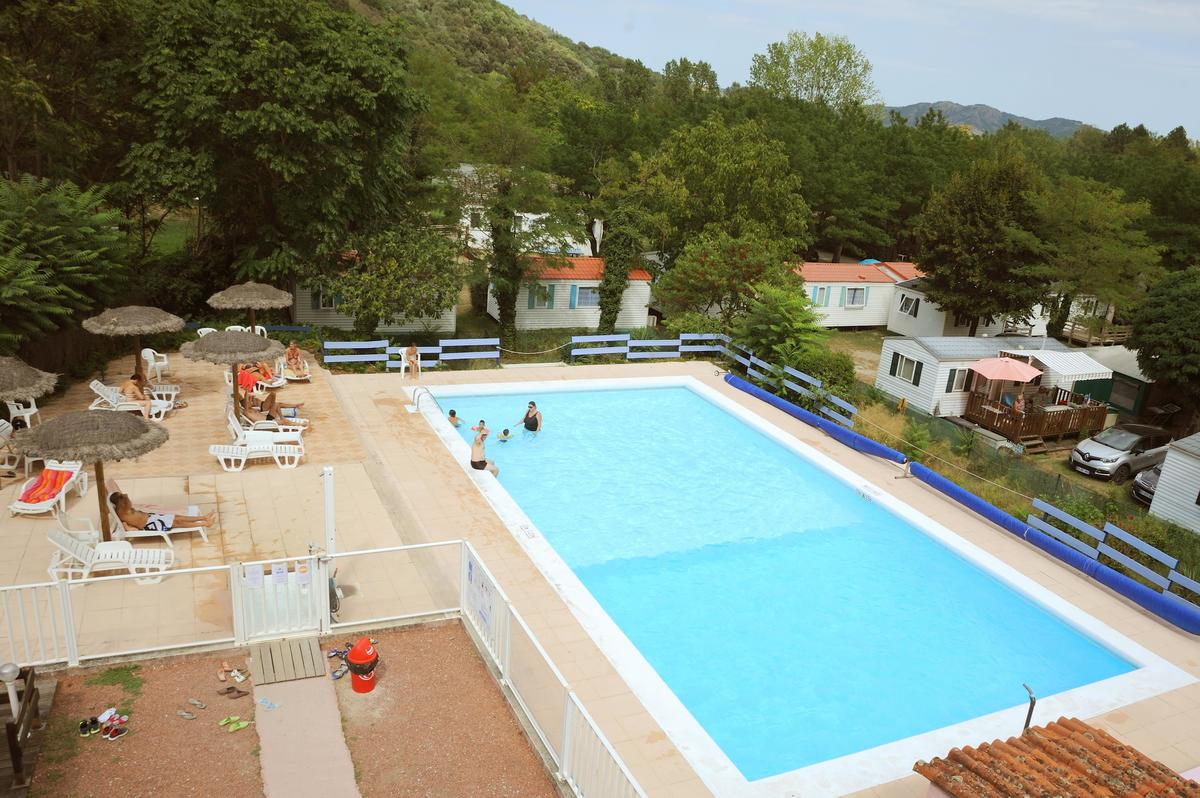 LA BOHEME Camping Hôtel - Photo 10