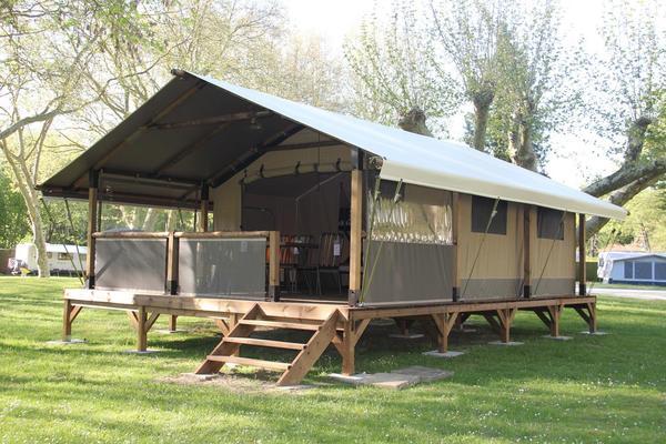 Camping Ile de Boulancourt - Photo 2