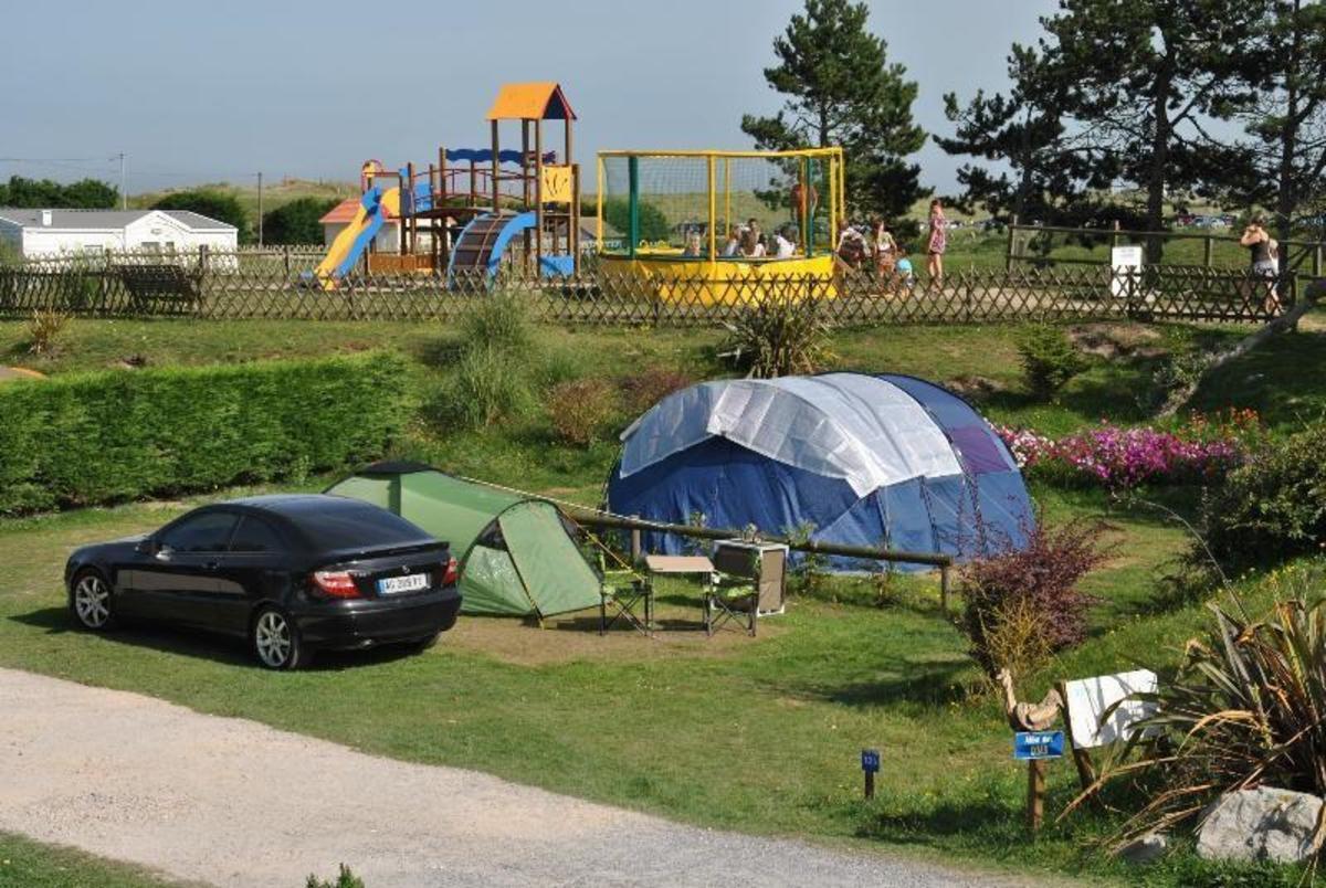 Camping Paradis UTAH-BEACH - Photo 7